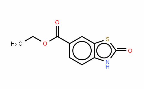 6-Benzothiazolecarboxylicacid,2,3-dihydro-2-oxo-,ethylester