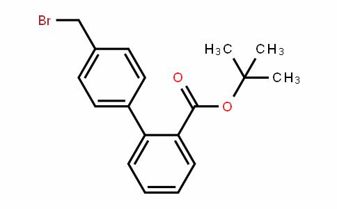 tert-Butyl 4'-(bromomethyl)biphenyl-2-carboxylate