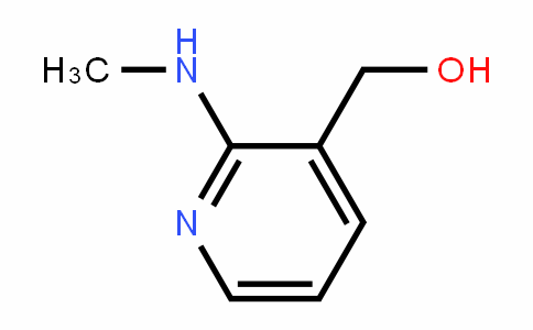 (2-(methylamino)pyridin-3-yl)methanol