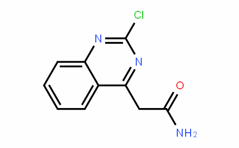 2-(2-Chloroquinazoline-4-yl)-acetamide