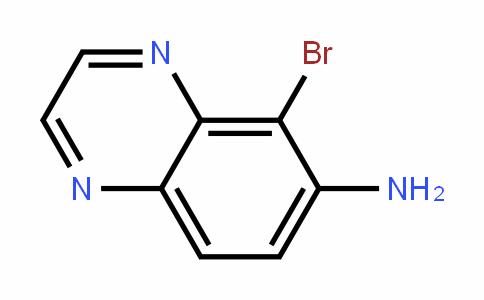 5-bromoquinoxalin-6-amine