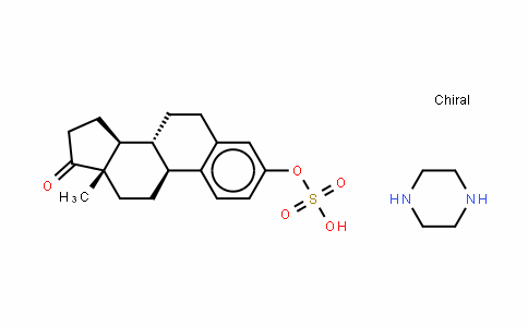 Piperazine estrone sulfate