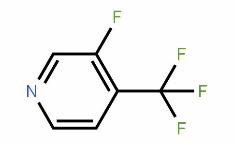 3-FLUORO-4-(TRIFLUOROMETHYL)PYRIDINE