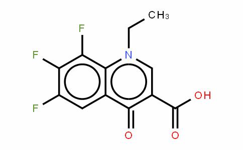 1-Ethy-6,7,8-trifluoro-1,4-dihydro-4-oxo-3-quinolinecarboxylicacid
