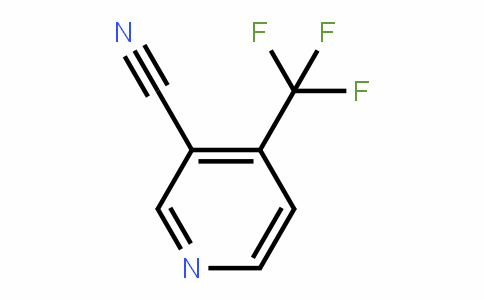 3-Cyano-4-(trifluoromethyl)pyridine