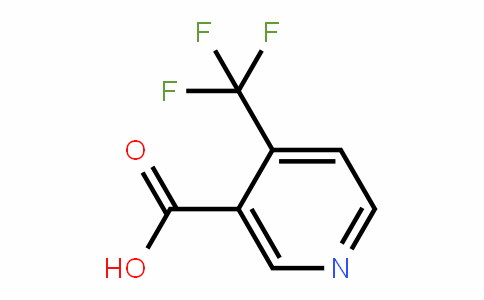 4-(Trifluoromethyl)nicotinic acid