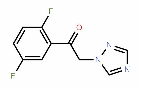 1-(2,5-Difluorophenyl)-2-(1H-1,2,4-triazol-1-yl)ethan-1-one