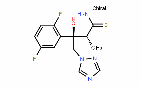 (2R,3R)-3-(2,5-difluorophenyl)-3-hydroxy-2-Methyl-4-(1H-1,2,4-triazol-1-yl)butanethioaMide