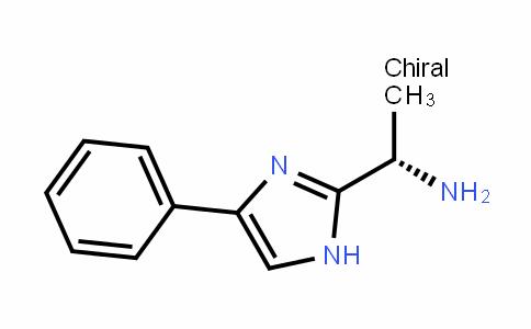 (S)-1-(4-phenyl-1H-imidazol-2-yl)ethanamine