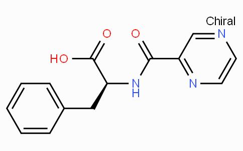 (S)-3-PHENYL-2-[(PYRAZIN-2-YLCARBONYL)AMINO] PROPANOIC ACID