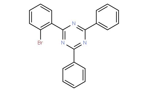 2-(2-broMophenyl)-4,6-dipheyl-1,3,5-triazine