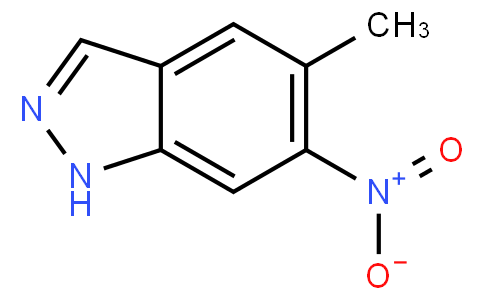 5-Methyl-6-nitroindazole