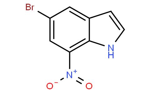 5-Bromo-7-nitroindole