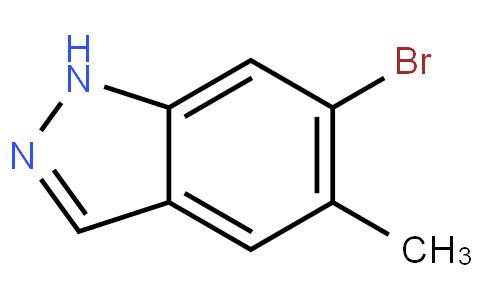 6-Bromo-5-methyl-1H-indazole