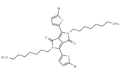 3,6-Bis(5-bromo-2-thienyl)-2,5-di-n-octylpyrrolo[3,4-c]pyrrole-1,4-dione