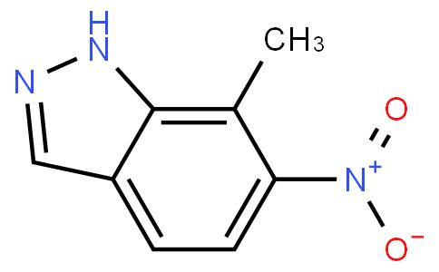7-甲基6-硝基吲唑