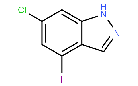 6-Chloro-4-iodo-1H-indazole