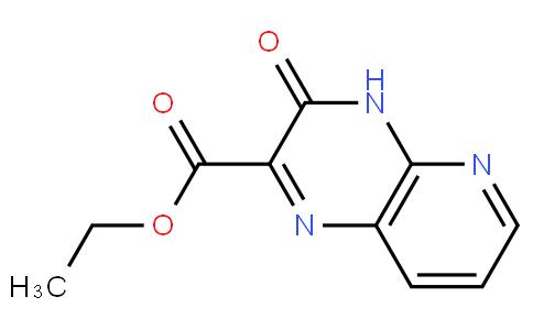 3-oxo-3,4-dihydro-pyrido[2,3-b]pyrazine-2-carboxylic acid ethyl ester