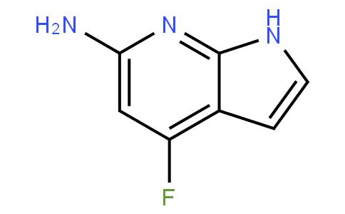 6-AMino-4-fluoro-7-azaindole