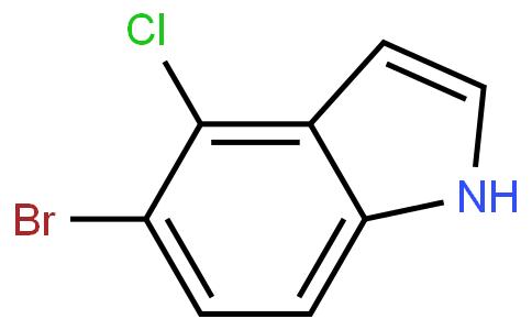 5-bromo-4-chloro-1H-indole