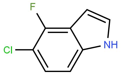 5-Chloro-4-fluoro-1H-indole