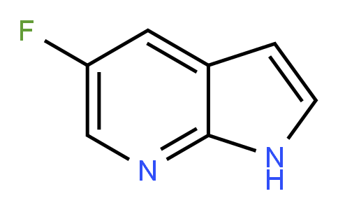 5-Fluoro-1H-pyrrolo[2,3-b]pyridine