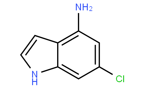4-Amino-6-chloro indole