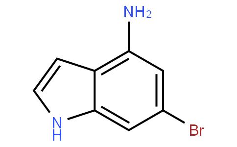 4-Amino-6-bromoindole