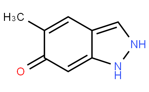 5-methyl-1,2-dihydroindazol-6-one