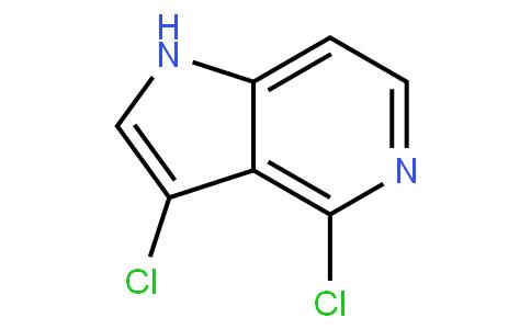 3,4-二氯-5-氮杂吲哚