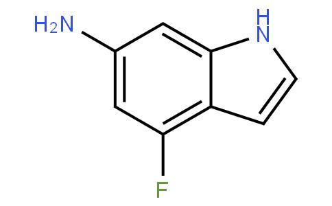 6-Amino-4-fluoroindole