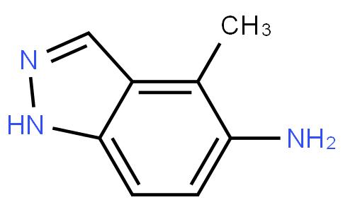 4-Methyl-1H-indazol-5-amine