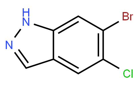 6-bromo-5-chloro-1H-indazole