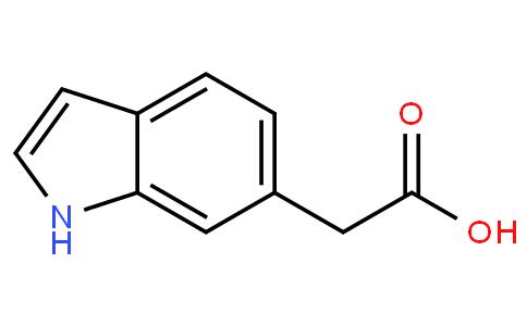 2-(1H-Indol-6-yl)acetic acid