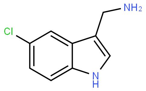 (5-Chloro-1H-indol-3-yl)methanamine