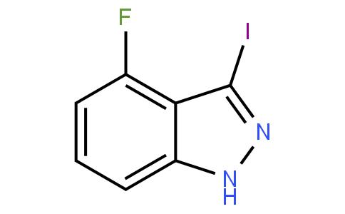 4-Fluoro-3-iodo-1H-indazole