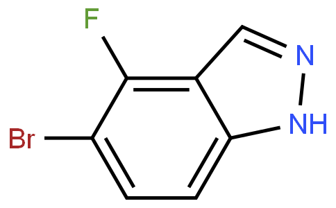 5-Bromo-4-fluoro (1H)indazole