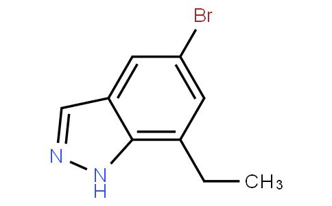 5-溴-7-乙基吲唑