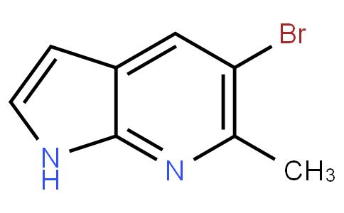 5-BroMo-6-Methyl-7-azaindole