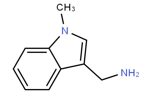 (1-甲基-1H-吲哚-3-基)甲胺