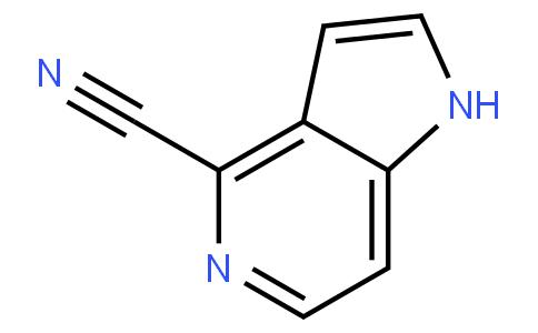 4-Cyano-5-azaindole