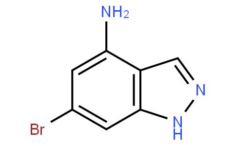 6-bromo-1H-indazol-4-amine