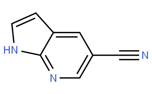 7-Azaindole-5-carbonitrile