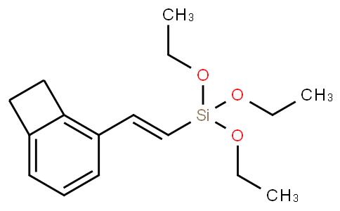 4-[2-(Triethoxysilyl)vinyl] benzocyclobutene
