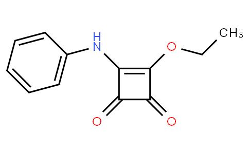 3-anilino-4-ethoxycyclobut-3-ene-1,2-dione
