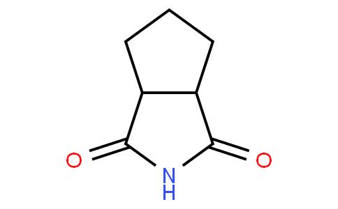 Cyclopentane-1,2-dicarboximude