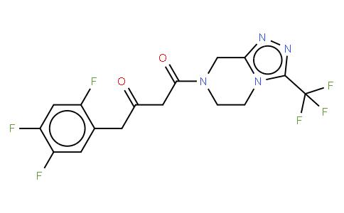 (2Z)-4-Oxo-4-[3-(trifluoroMethyl) -5,6-dihydro-[1,2,4]triazolo[4,3-a] pyrazine-7(8H)-yl]-1-(2,4,5-trifluorophenyl)butan-2-one