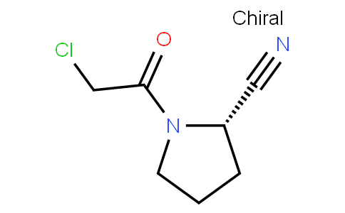 (2S)-1-(Chloroacetyl)-2-pyrrolidinecarbonitrile