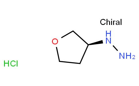 (S)-(tetrahydrofuran-3-yl)hydrazine hydrochloride