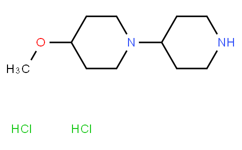 4-Methoxy-1,4'-bipiperidine dihydrochloride